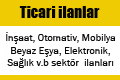 Ticari ilan