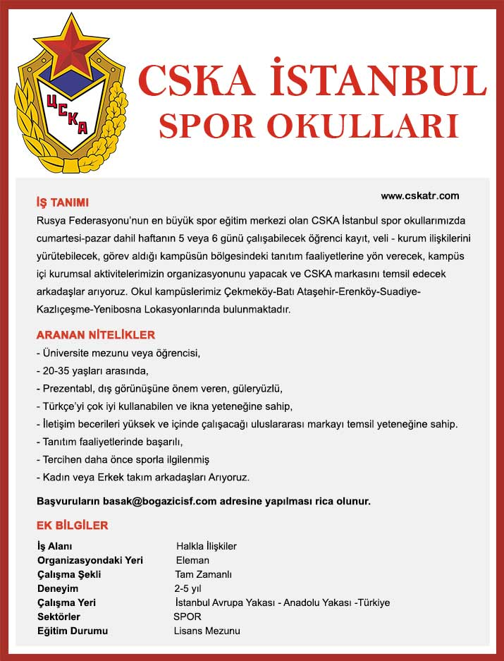 CSKA İstanbul Spor Okulları