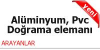 alüminyum - pvc doğrama iş ilanları