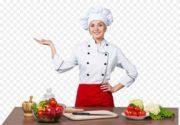 yemek ve temizlik elemanı