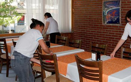 Yemekhaneye Bayan Eleman - Halkalı - Başakşehir