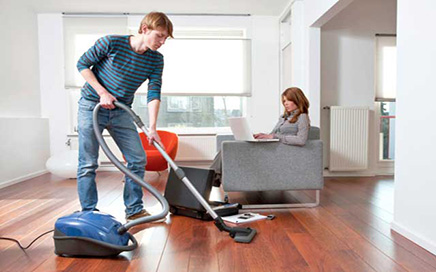 Ev İşlerine Yardımcı Karı - Koca - İstanbul